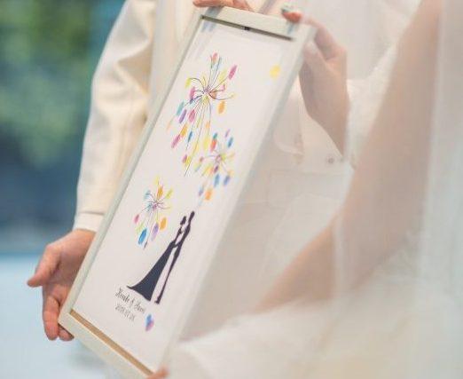世界にひとつの結婚証明書
