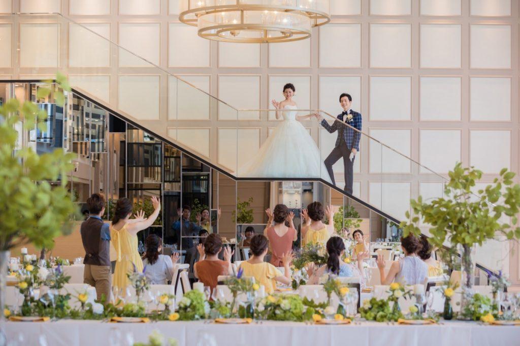 【憧れドレスに大階段♪】撮影OK!シンデレラフェア!