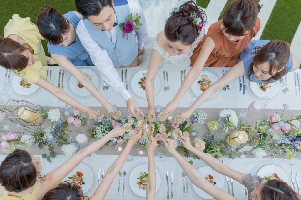 【HPからのブライダルフェア予約ならプラス1の特典付】<br /> 各月先着2組様限定!!大好評の完全貸切結婚式がお得!!