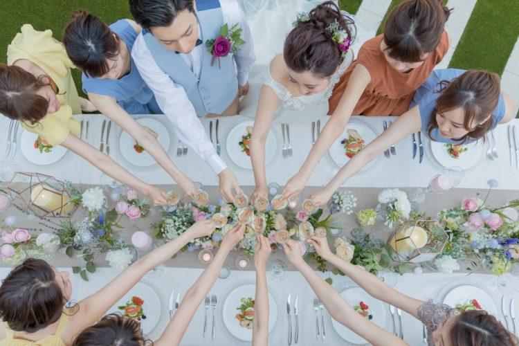 【人気のシーズンもおトク!】2020年 June bride Plan!
