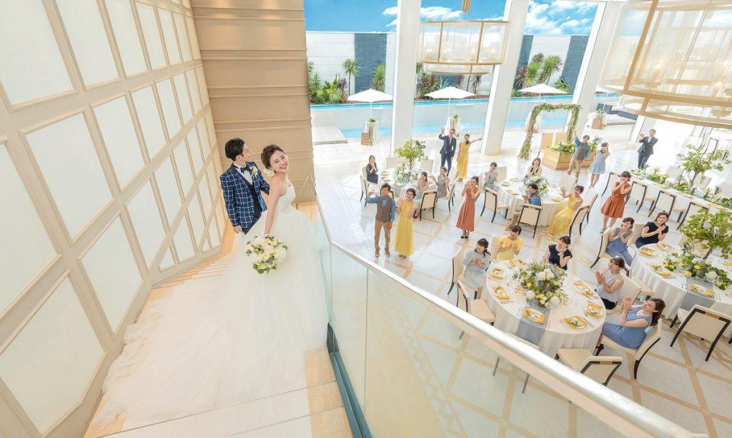 2022年3月までの期間限定!!大人数での完全貸切結婚式がお得!!