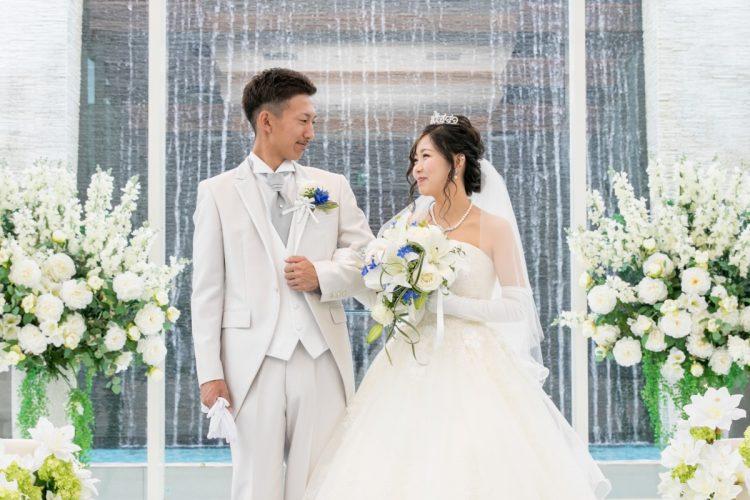 結婚式 with 小玉さん