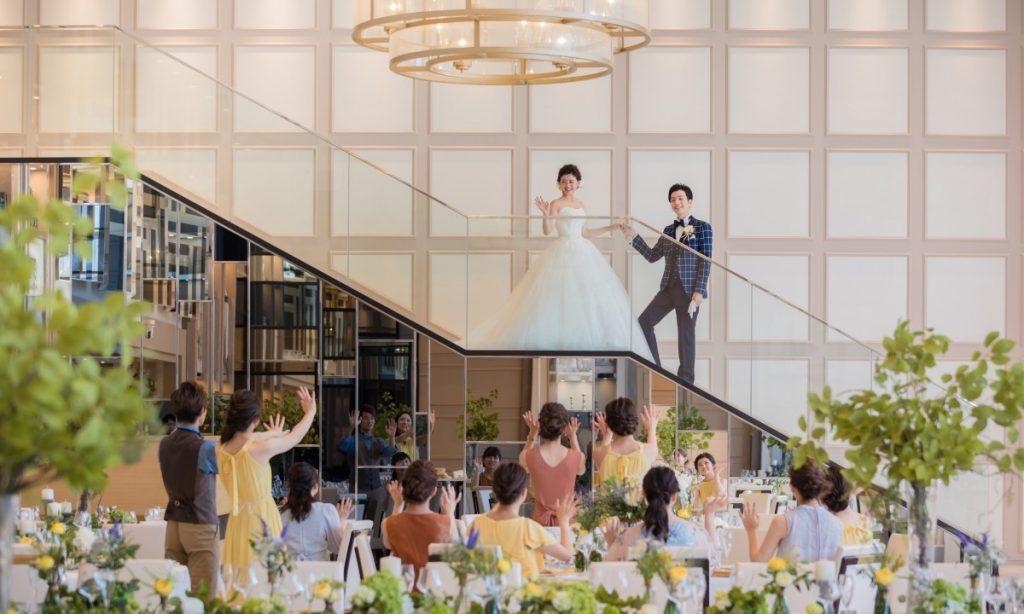 2021年6月までの期間限定!!大人数での完全貸切結婚式がお得!!