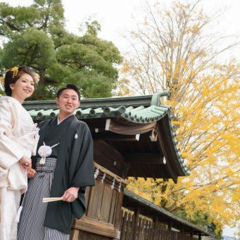 三嶋大社の結婚式【12月】