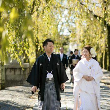三嶋大社の結婚式【10月】