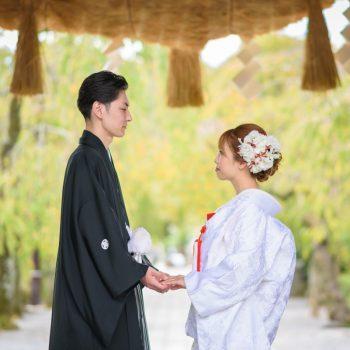 三嶋大社の結婚式【9月】